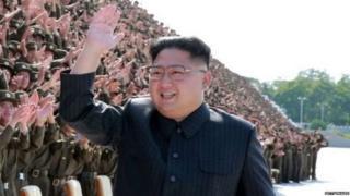 north korea, kimjong