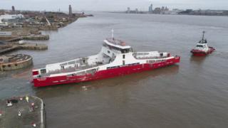 Red Kestrel ferry