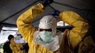 Personal médico en la RDC