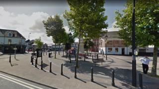 Market Square, Brynmawr