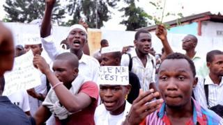 La RDC traverse une crise politique profonde depuis la réélection contestée de M. Kabila en 2011
