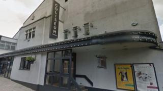 Oldham's Coliseum Theatre