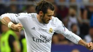 Kiungo wa kati wa Real Madrid anayepigwa vita Gareth Bale