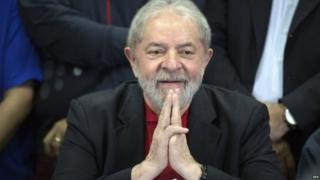 Lula was once Brazil's most popular president