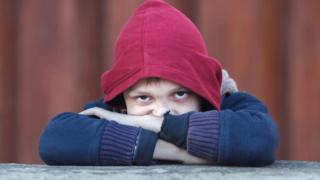 Teenage boy (actor)