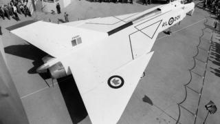 The Avro Arrow