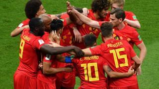 Belçika sevinci