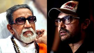 महाराष्ट्रात सगळ्यांनाच बाळासाहेबांवरील चित्रपट पाहायचा आहे, असं आमिर खान म्हणाला.