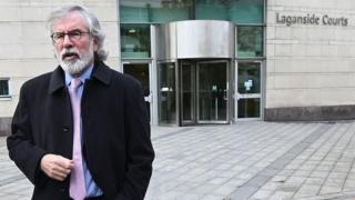 Gerry Adams: A past that hasn't gone away