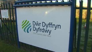 Dŵr Dyffryn Dyfrdwy