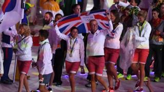 Büyük Britanya adına yarışan olimpik sporcular