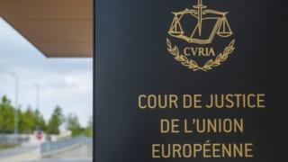 European Court of Justice (ECJ) in Luxembourg.