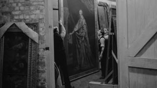 How National Gallery's art was hidden from Hitler in WW2
