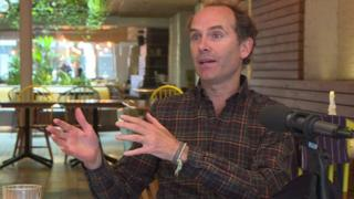 Wahaca chief executive and co-founder Mark Selby