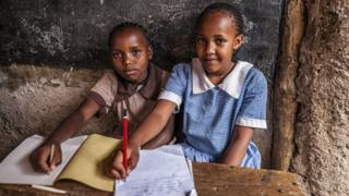 Aid to education is being reduced