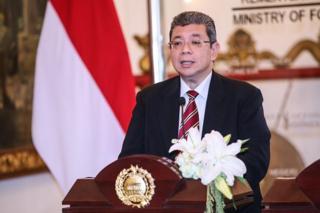 Ngoại trưởng Malaysia, Saifuddin Abdullah