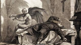 Historic accounts of demonic attacks share much in common with our modern understanding of sleep paralysis