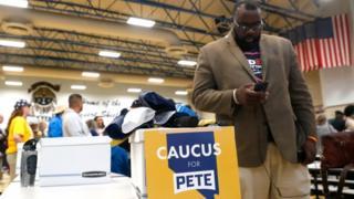 Eleições nos EUA: resultado preliminar aponta vitória de Bernie Sanders na prévia democrata em Nevada