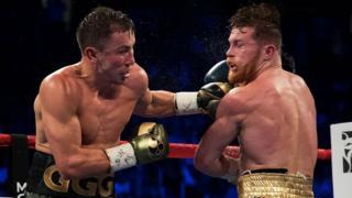 Golovkin vs. Álvarez