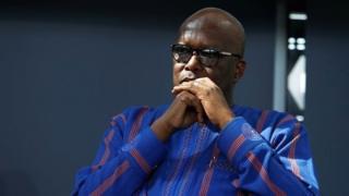"""""""Je condamne avec la plus grande énergie l'attentat ignoble qui a endeuillé Ouagadougou. La lutte contre le terrorisme est un combat de longue haleine""""."""