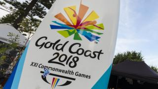 Gold Coast Commonwealth Games logo