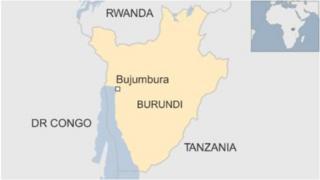 Ikarata y'u Burundi