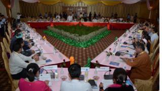 ပင်လုံညီလာခံ ဆွေးနွေးပွဲ