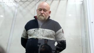Владимир Рубан в суде