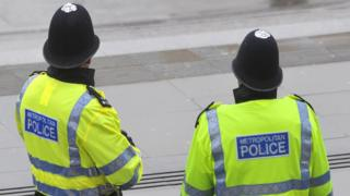 Two Met Police officers