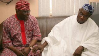 Atiku Abubakar ati aarẹ ana, Olusegun Obasanjo
