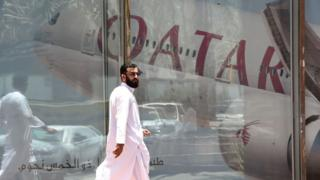 قطر بحران سیاسی