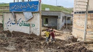 سیلی در ایران و مدرسههایی که آب برد