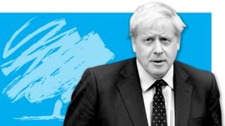 Boris Johnson, Leader of the Conservative party
