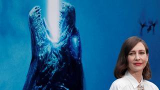 Vera Farmiga at Godzilla premiere