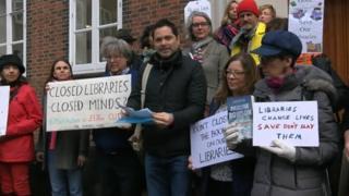 Neil Gaiman protest