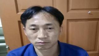 ري جونغ تشول رجل من كوريا الشمالية