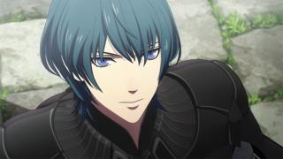 Byleth from Fire Emblem: Three Houses