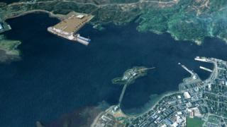 Visualisation of port