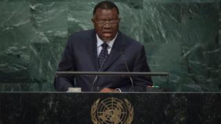 onu accuse la namibie, corée du nord, coopération militaire