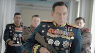 Jason Isaacs as Marshal Zhukov