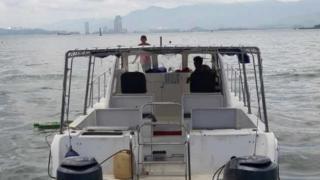這是馬來西亞海事執法局提供的失聯船隻資料照片(拍攝日期不詳)。