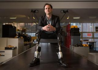 Exoskeleton that allows humans to work and play for longer