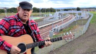 George Inglis - I Am The Train