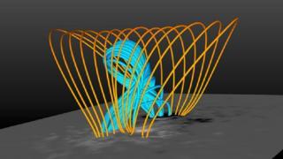 Cuerda y jaula. (Imagen: CNRS / Escuela Politécnica)