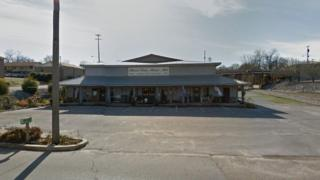Boone's Camp Event Hall in Booneville, Mississippi