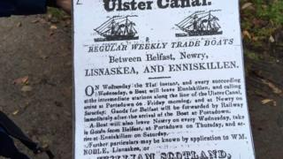 Ulster Canal flyer