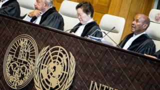 Garsoorayaasha ICJ