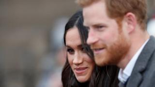 О помолвке Гарри и Меган было объявлено в ноябре 2017 года