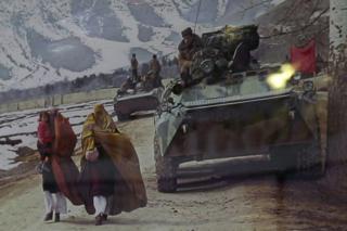СССРдин Ооганстандагы аскердик кийлигишүүсү он жылга созулган. Акыркы советтик аскер бөлүктөрү 1989-жылы 15-февралында Ооганстан аймагынан чыгып кеткен