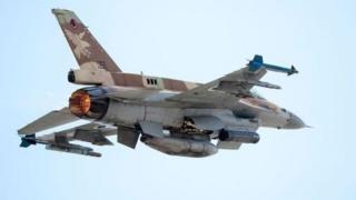 أقرت تل أبيب بالقيام بضربات جوية داخل سوريا أكثر من مرة في الأعوام الماضية